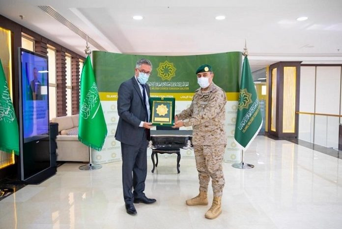 IMCTC briefs EU delegation on its counter-terrorism achievements and initiatives
