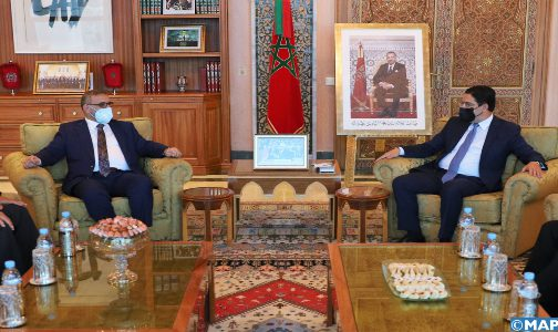 Moroccan FM, head of High Council of State discuss tracks of Libyan political dialogue