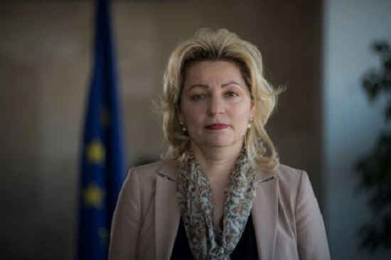 Nataliya Apostolova appointed to lead EU Police Mission for Palestinian Territories