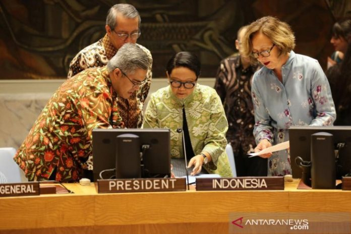 Palestinian issue remains Indonesia's priority as UNSC membership to end: Official