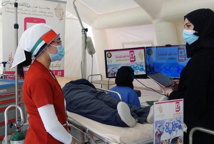 Sheikha Fatima Virtual Humanitarian Campaign begins treating women in Sudan's villages