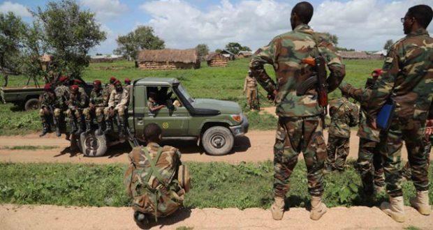 Somali army destroys secret prison run by al-Shabaab militia