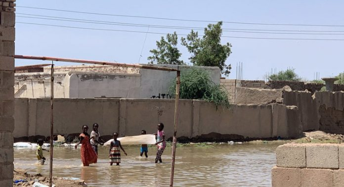 Sudan alert: Flooding and surging inflation threaten humanitarian assistance