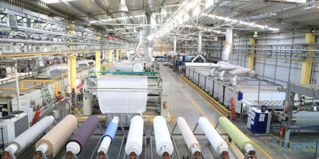 The export of textiles increases by 14.6%