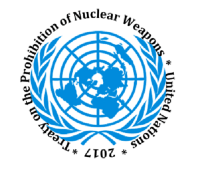 Treaty on the Prohibition of Nuclear Weapons to enter into force on 22 January 2021