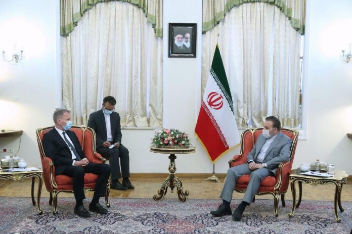 Vaezi : Germany is Iran