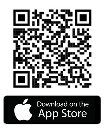 TB Report App - Apple QR code