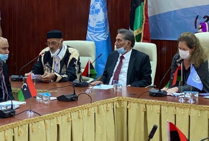 At 5+5 Joint Military Commission meeting, UN envoy calls for prioritizing Libya's interests