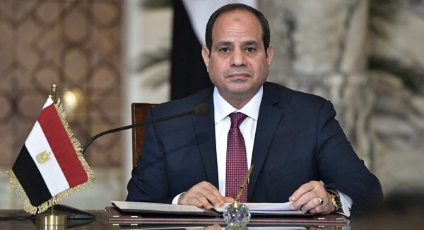Egypt approves charter to establish council of states bordering Red Sea, Gulf of Aden