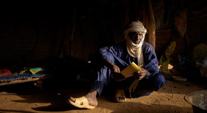 FROM THE FIELD: millions at risk in Sahel, each one with a story to tell