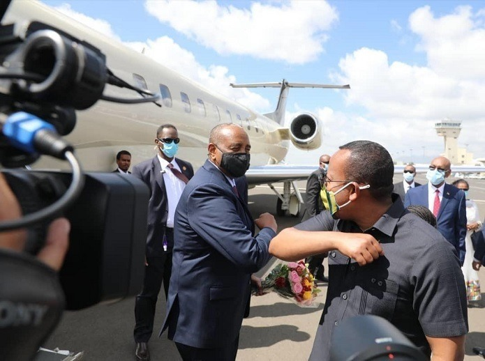 Head of Sudan Sovereign Council begins official visit to Ethiopia