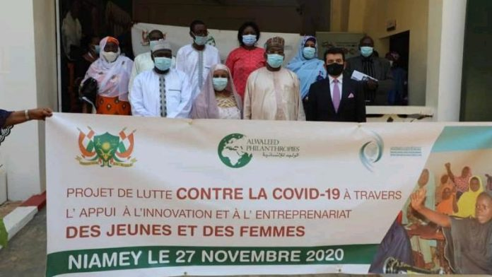 ICESCO, National Commission of Niger, launch project to support women, youth, in partnership with Alwaleed Philanthropies