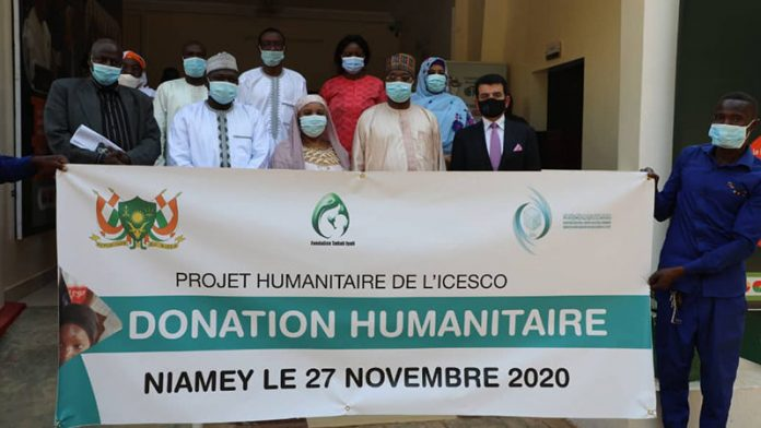 ICESCO grants $100,000 to NGOs and local communities in Niger