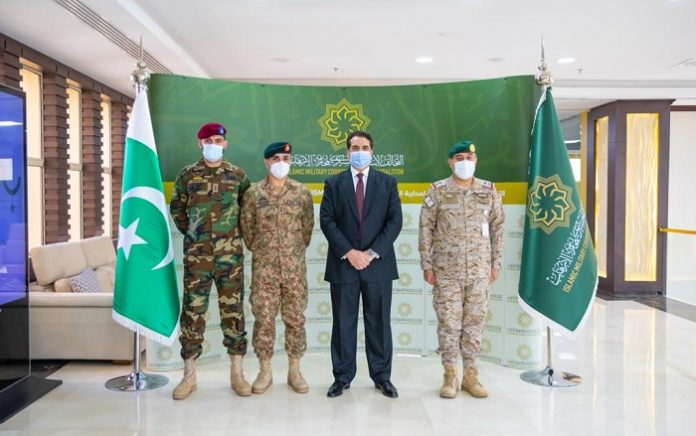 IMCTC receives representatives of Pakistan