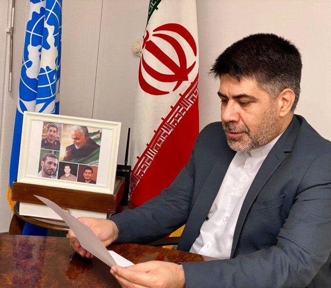 Iran seeks justice against those involved in Gen Soleimani assassination