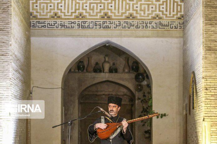 Iranian folk music Festival underway in Kerman