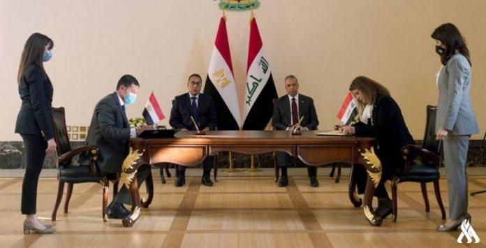 Iraq, Egypt sign 15 memoranda of understanding and cooperation program