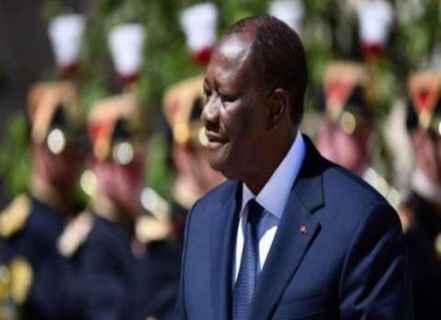 Ivorian President Ouattara wins re-election to third term
