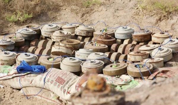 KSRelief Project Masam dismantles 1,391 landmines planted by Houthis in Yemen