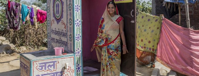 Learning from history: Sanitation for prosperity