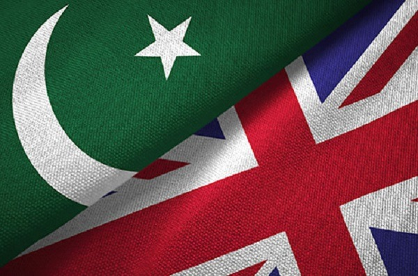 Pakistan's exports to UK increased by 12% during July-Sept 2020-21