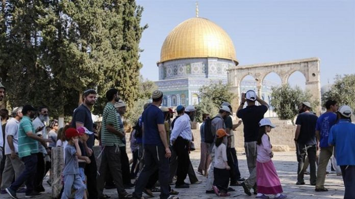 Palestine, Jordan coordinate efforts to protect Al-Aqsa Mosque from Israeli incursions
