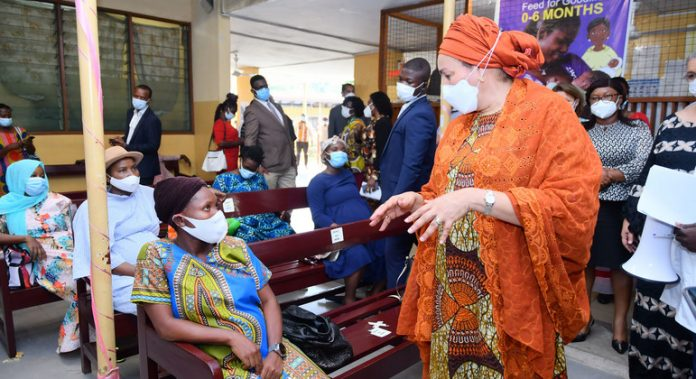 Persons living with disabilities 'have very special abilities', UN deputy chief tells young Ghanaians
