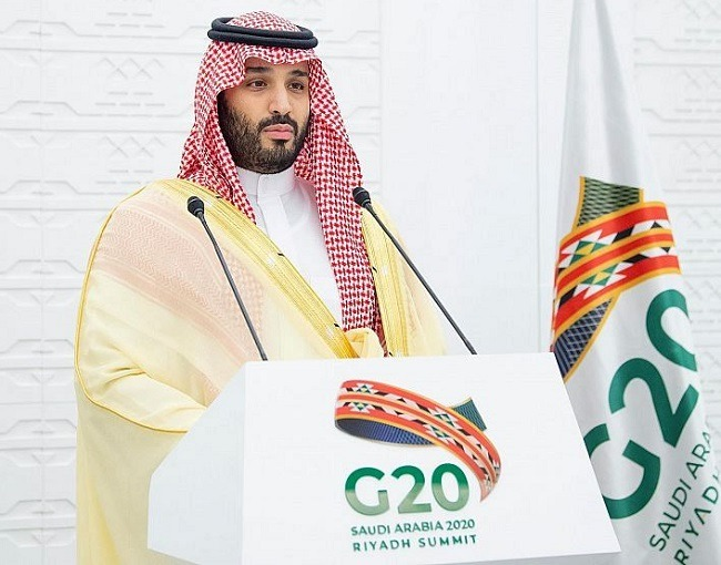 Saudi G20 Presidency has focused its efforts to build stronger, more resilient and sustainable world