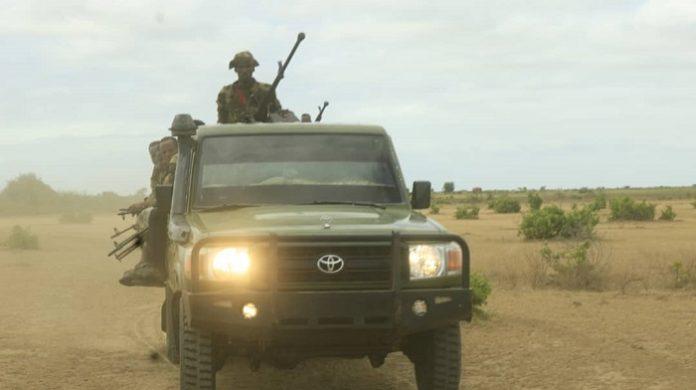 Somali commandos arrest three al-Shabaab commanders