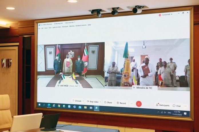 UAE, Comoros sign MoU on defense cooperation