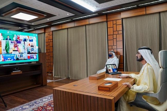 UAE VP praises G20 Riyadh Summit, stresses importance of global cooperation