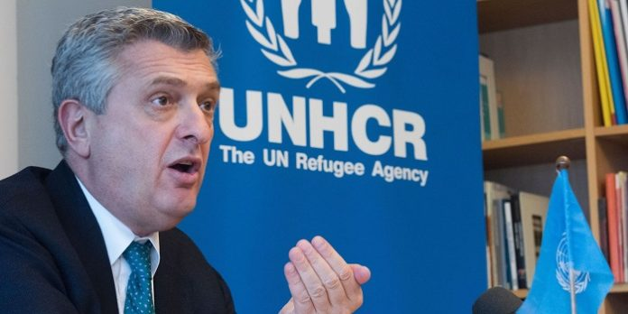 UNHCR chief calls for support for Sudan as it hosts Ethiopia refugees