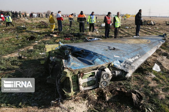 CAO: Iran prepares draft of Ukrainian plane crash final report