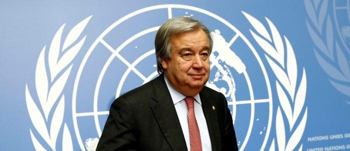 Declare states of 'climate emergency,' U.N. chief tells world leaders