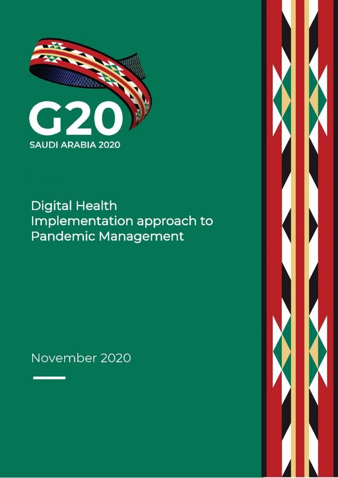 G20 First-time Released Report on Digital Health Interventions for Pandemic Management