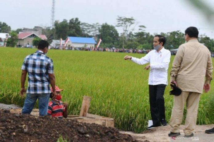 Indonesia plans 4 major projects to lower unemployment, poverty rates in 2021