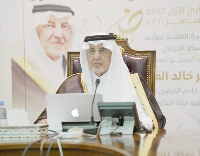 Khaled Al-Faisal ... Main guest of ICESCO International Conference on the Arabic Language