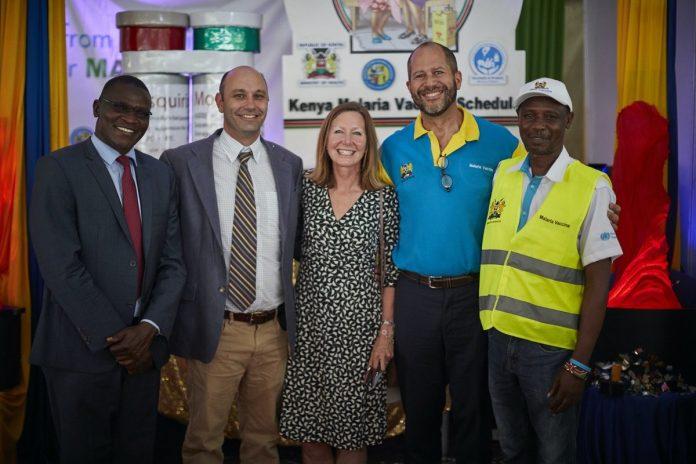 Profile: Dr Collins Tabu, Head of Immunization Programme, Ministry of Health, Kenya