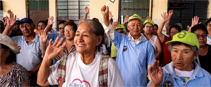 WHO launches Baseline report for Decade of Healthy Ageing