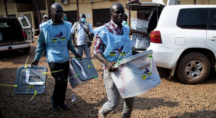 Central African Republic: Respect final results of the election, UN and partners urge