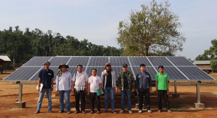FROM THE FIELD: Laos villages transformed by solar power