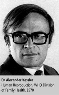 In memory: Dr Alexander Kessler, co-founder of HRP