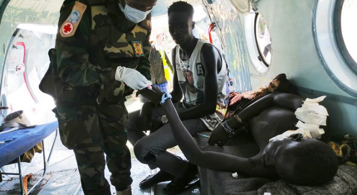 South Sudan: Timely action by Ghanaian peacekeepers proves 'every second counts'