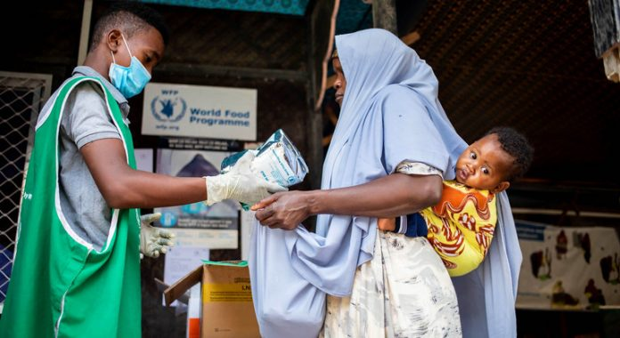 'Triple threat' adds to long-standing crises menacing food security in Somalia – FAO