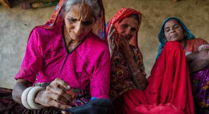 FROM THE FIELD: The Indian women weaving a digital web