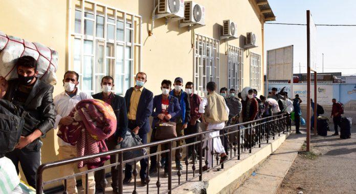 Fire at Afghan-Iranian border hits vital humanitarian assistance: UN migration agency