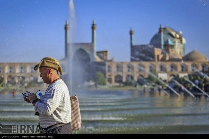 Foreign tourists to visit Iran observing health protocols: Official