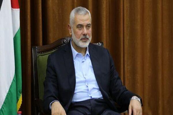Haniyeh congratulates Supreme Leader on anniversary of Islamic Revolution