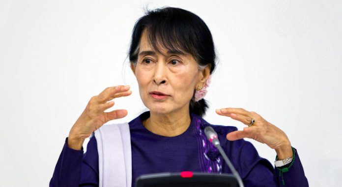 Security Council calls for release of Aung San Suu Kyi, pledging 'continued support' for Myanmar's democratic transition