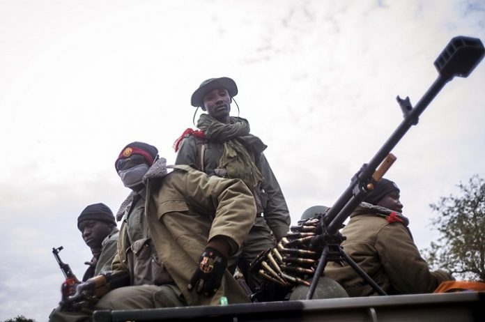 31 soldiers killed in a terrorist attack in northern Mali